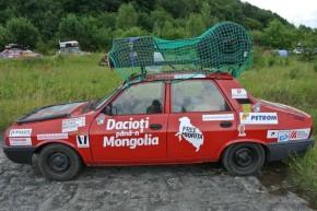 Ce maşini au luat startul în Mongol Rally