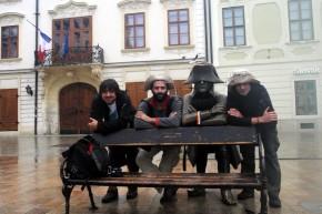 Al patrulea daciot din Bratislava