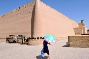 Khiva, Bukhara, Samarkand