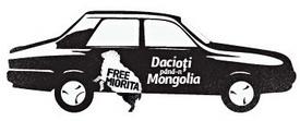 Dacioţi până-n Mongolia