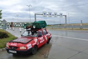Am intrat și în Slovacia fără să ne caute nimeni la prezoane