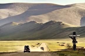 Cum am intrat în Mongolia