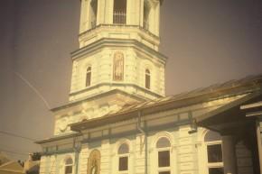 Biserica din Jurilovca.