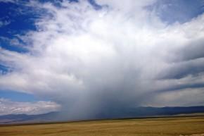 Sf. Pedalie ne-a apărat și păzit de furtuni după două zile de ploaie mocănească... Ori muntele i-a spus ploii că am fost cuminți și-am făcut cale-întoarsă când trebuia, iar acum suntem răsplătiți.