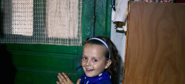 Lumină pentru copiii din Holbav. 7 familii, 4 zile.