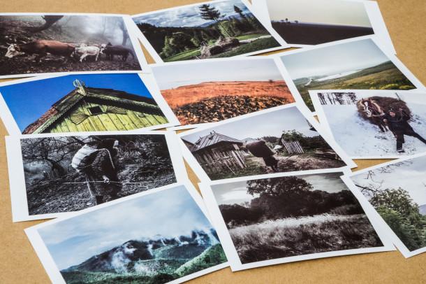 Set 12 cărți poștale