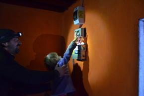 După 100 de ani, lumină în Bucovina